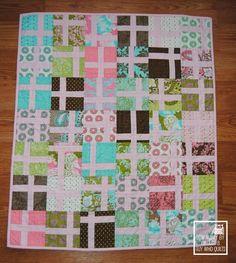 bundle of joy baby quilt