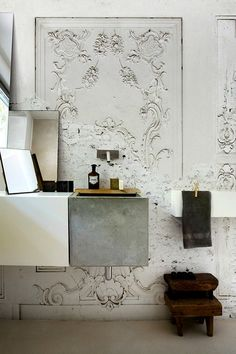 Engraved Wall Panels From BN Industries For The Home Pinterest - Public bathroom wall panels