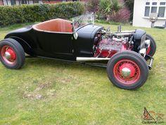1927 model t ford roadster hotrod