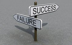 Is your fear of failure keeping you from the work you need to do? We have this ingrained in our minds, but our biggest successes often lie beyond failure. Digital Advertising Agency, Marketing Digital, Coaching, Software, Online Shops, Success And Failure, Community Manager, Le Web, Thought Of The Day