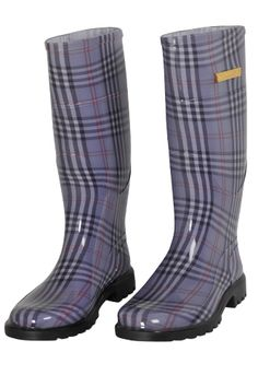 Burberry Rain Boots For Women | Burberry Womens Shoes Red Winter ...