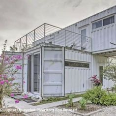 ECO RETREAT shipping CONTAINER HOME