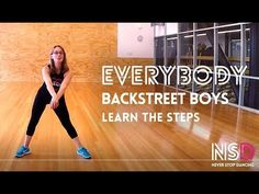 Steps Dance, Cool Dance Moves, Dance Workout Videos, Zumba Videos, Line Dance, Cardio Drumming, Steps Youtube, Backstreet's Back, Just Dance