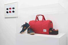 New Balance & Herschel Supply Co. Brand Collaboration + Launch Event #LimiteMagazine