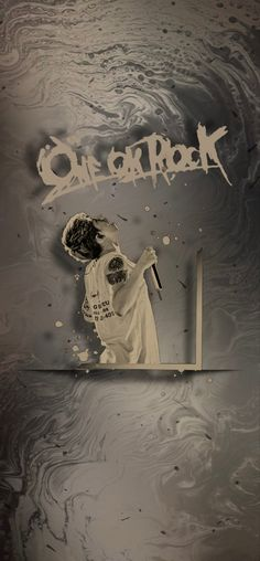 One Ok Rock, Rock Wall, Wallpaper, Music, Poster, Art, Style, Musica, Art Background