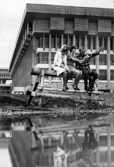 50 little known facts about 50 year old Simon Fraser University