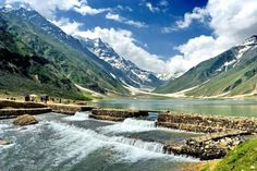 Lake Saif ul Malook - Pakistan