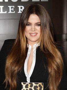 Beautiful long ombré hair!