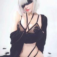 Follow this - @asian_girls_only Md: @katyuskamoonfox #cosplay #cosplaygirl #anime #animes #animegirl #alternative #amazing #japanese #japanesegirl #blondehair #geek #nerd #nerdy #game #games #model #models #kawai #kawaii #bra #девушка #blonde #japan #manga #аниме #boobs #body #sexygirls #lingerie