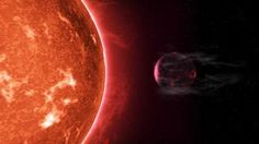 Hot super-Earths stripped by host stars: 'Cooked' planets shrink due to radiation - http://scienceblog.com/483618/hot-super-earths-stripped-host-stars-cooked-planets-shrink-due-radiation/