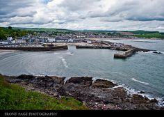 Stonehaven, Scotland... The most peaceful place I have ever been.