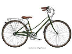 Nirve - Wilshire Golden Green Eurosport Commuter 3-speed (2 color options)