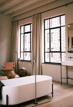 The Loft, Amsterdam, badkamer, interieur, lifestyleblog www.looselab ...