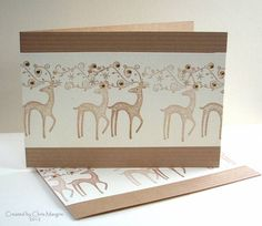 CCC12 March - Double Dasher! by ceedee - Cards and Paper Crafts at Splitcoaststampers