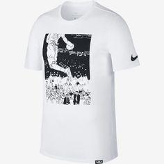 Camiseta Nike Dry Dunk Lebron James Masculina  200dafa53fa04