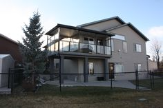 Desert Sun, Calgary, Backyard, Cabin, Mansions, House Styles, Book, Cover, Winter