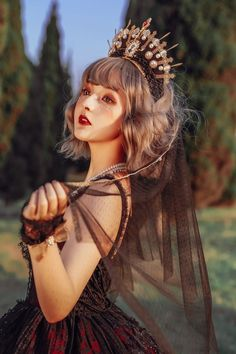 30 Gorgeous Princess Costumes For The Coming Halloween Aesthetic People, Aesthetic Girl, Fantasy Photography, Princess Costumes, Poses, Ulzzang Girl, Pose Reference, Lolita Fashion, Pretty People