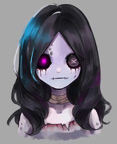 Identity V dream witch! Fantasy Character Design, Character Design Inspiration, Character Art, Dark Art Drawings, Cute Drawings, Dessin Old School, Identity Art, Creepy Art, Cartoon Art Styles