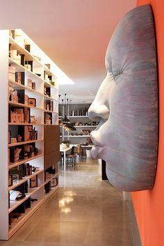 Ooh over a big tub ; Home Interior Design, Interior Architecture, Interior And Exterior, Interior Decorating, Pop Art Decor, Decoration, Boutique Interior, Interior Inspiration, Design Inspiration