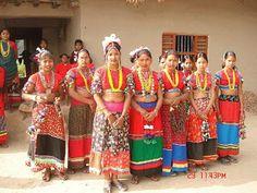 Tharu skirts
