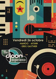 The Djoon Experience - Octobre 2012
