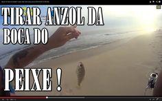 Anzol na boca do peixe? como tirar sem saca anzol [PESCAS & DICAS] (+pla...
