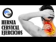 Hernia discal cervical o hernia de disco cervical tratamiento y ejercicios para aliviar el dolor - YouTube Pilates, Youtube, Health Fitness, Videos, Workout, Flowers, Physical Therapy, Neck And Shoulder Pain, Spinal Disc Herniation