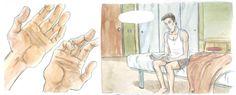 Pájaros en la cabeza ~ Guión: Luis Roldán / Dibujo: Bort ~ Revista Exégesis nº 30 ~ http://www.revista-exegesis.com/visor/?p=30#8
