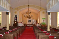 Image result for interior of lutheran church