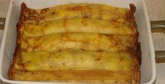 Clătite delicioase cu brânză de vaci - un desert uimitor, la care nu veți folosi nici un gram de făină! - Bucatarul
