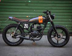 Yamaha Ybr 125 Factor ED custom bike