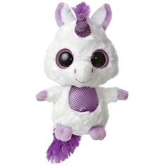 c1c0d98a577 Violet the Unicorn Ty Beanie Boos