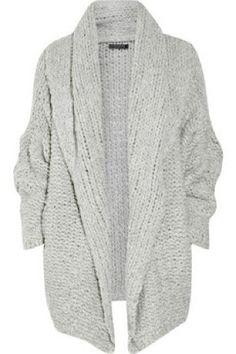 Donna Karen oversized cashmere sweater