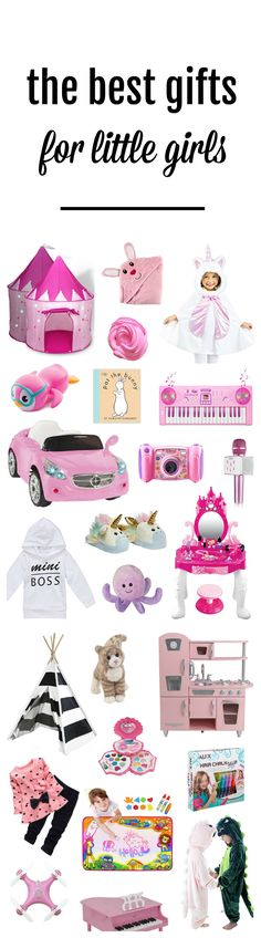 The BEST gifts for kids on the Internet! | Blogger Mash Elle shares the best affordable, fun, unique and creative gifts for girls and boys. Perfect for birthday gifts, Christmas gifts, and more! Hundreds of fun toys for learning, developing and growing! #christmasgifts #giftsforkids #giftsforgirls #affordablegifts