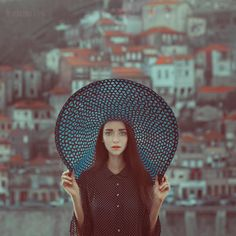 Hat and houses. by Anka Zhuravleva on 500px