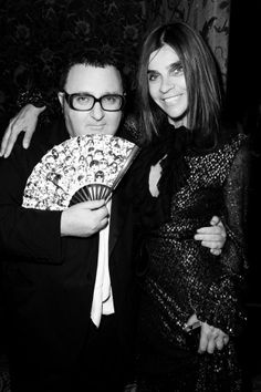 Parties — Lancome and Alber Elbaz Party
