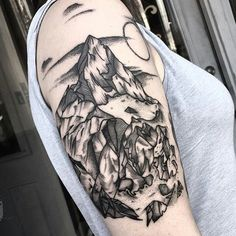Still want my half sleeve Mountain too.... Just have to find the right one