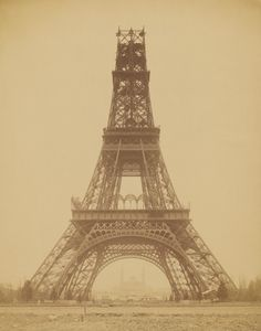 Louis-Emile_Durandelle,_The_Eiffel_Tower_-_State_of_the_Construction,_1888