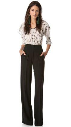 Something similar to ---- PHILOSOPHY DI ALBERTA FERRETTI High Waisted Pants $695.00