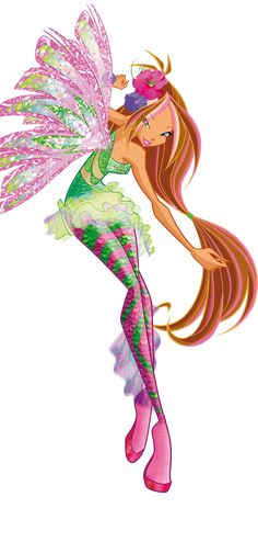 Flora :DDDDDDDDD - winx-club-flora Photo omg my fav fairy