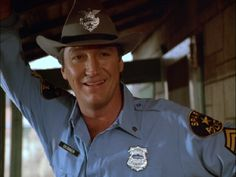 """Alan Autry as Bubba Skinner. - """"In the Heat of the Night."""" 