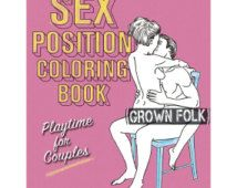 Adult Coloring Book, 101 Sex Positions, Bachelorette Party Ideas, Girls Night Out Decorations, Sex Toy Parties Supplies Gag Gifts, X-Rated