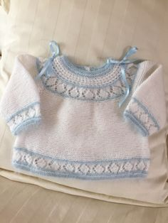 Baby Knitting Patterns, Knitting Designs, Baby Patterns, Summer Dresses Sale, Casual Summer Dresses, Crochet Fabric, Knit Crochet, Style Baby, Crochet Baby Sweaters
