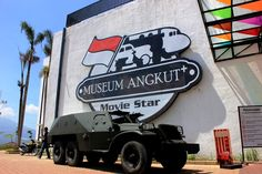 Museum Movie, Stuff To Do, Things To Do, Pine Forest, Malang, Paintball, Movie Stars, Tourism, Monster Trucks