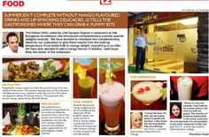 MANGO FESTIVAL AT TYC PATNA.. FOLLOW THE LINK TO READ MORE !!  http://epaper.telegraphindia.com/details/84690-15262093.html