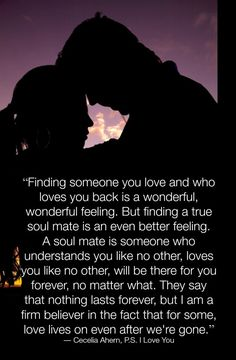Lessons Learned in Life   Love lives on.