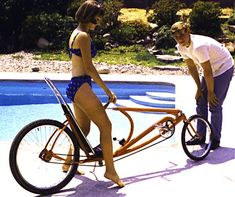 nice bike - lowrider style