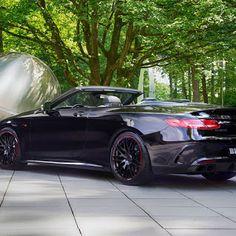 """Liebe AutoErlebniswelt Freunde, """"OFFEN"""" sind jetzt 350 km/h drin. Mit dem auf sechs Liter aufgebohrten 5,5-Liter-V8 hat #Brabus ein 850 PS und 1.450 Nm starkes Kraftwerk im Programm, das in nahezu alle Baureihen eingepasst wird. Der jüngste Coup der Bottroper verknüpft das Powertriebwerk mit dem #Mercedes #S-Klasse #Cabriolet, das als Brabus 850 6.0 Biturbo #Cabrio jetzt vorgestellt wurde. Euer David vom TuningTeam der www.tue-taunus.de #AutoErlebniswelt #TüTaunus…"""