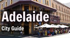 Looking for tips on things to do in Adelaide? Our city guide offers insider tips on the best things to see and do, plus where to eat, sleep and explore. Sydney, Brisbane, Great Barrier Reef, Travel Guides, Travel Tips, Travel Photos, The Places Youll Go, Places To Visit, Adelaide South Australia