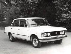 Polski-Fiat 125 P 1500 - 1975 Europe Car, Fiat Cars, Car Polish, Eastern Europe, Car Car, Old Cars, Cars And Motorcycles, Classic Cars, Automobile